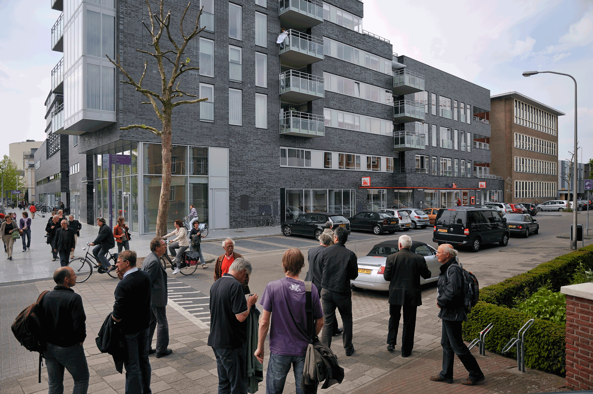 Excursie Enschede Hengelo OntwerpersKring Oss
