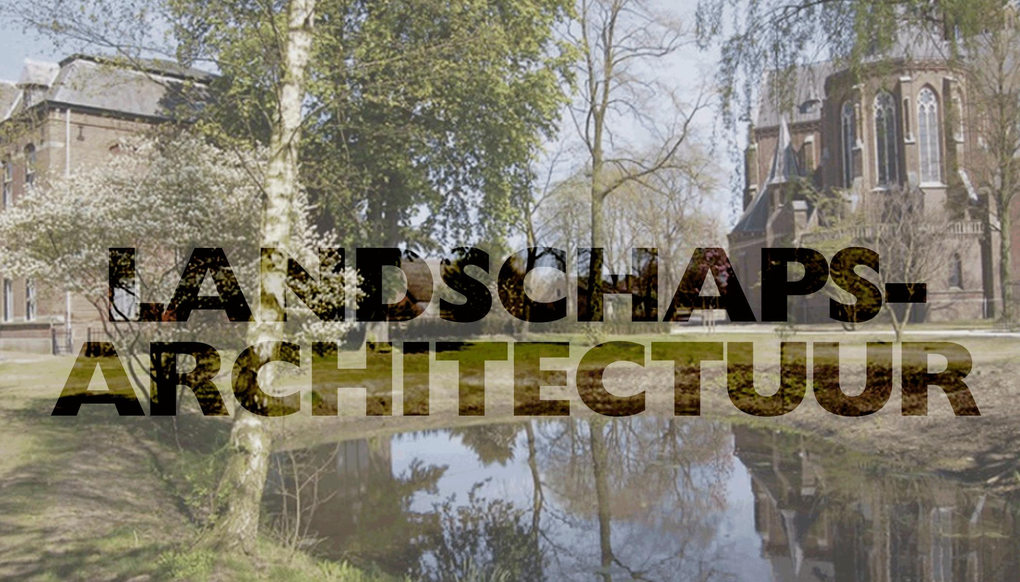 landschapsarchitectuur ontwerperskring oss